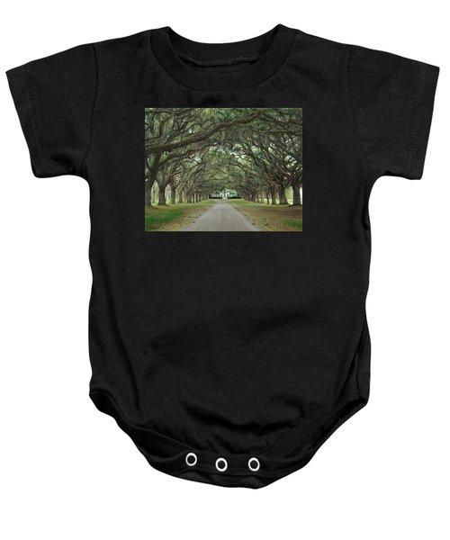 147706-avenue Of The Oaks  Baby Onesie