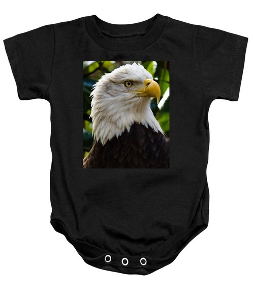 Bald Is Beautiful Baby Onesie