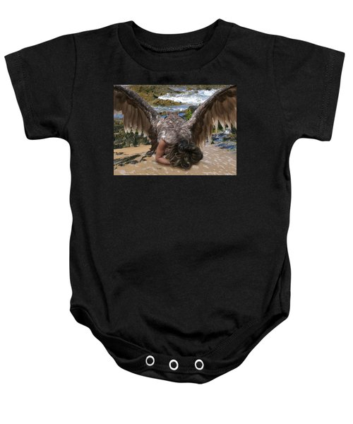 Be Ready For The Rapture Baby Onesie