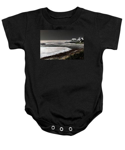 Beach Comber Baby Onesie