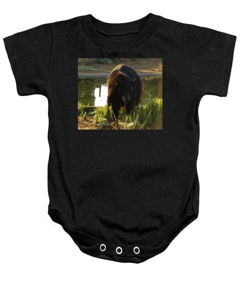 Bear 1 Baby Onesie