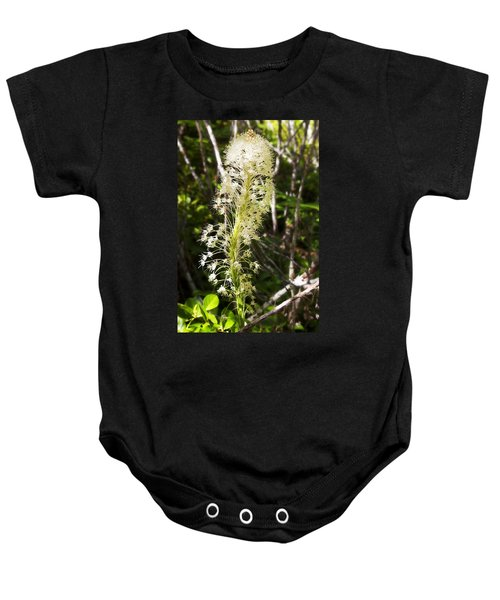 Bear Grass No 3 Baby Onesie