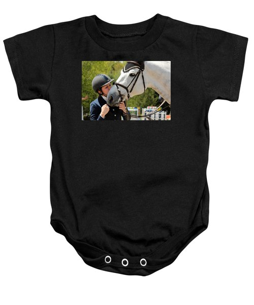 Big Kisses Baby Onesie