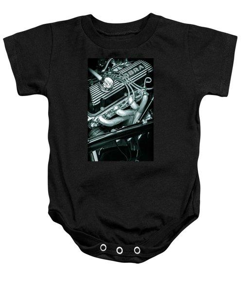 Black Cobra - Ford Cobra Engines Baby Onesie