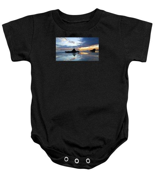 Corona Del Mar Baby Onesie
