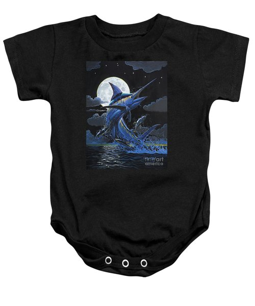 Blue Moon Off0069 Baby Onesie