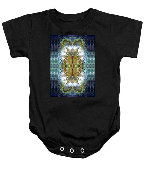 Bogomil Variation 14 - Otto Rapp And Michael Wolik Baby Onesie