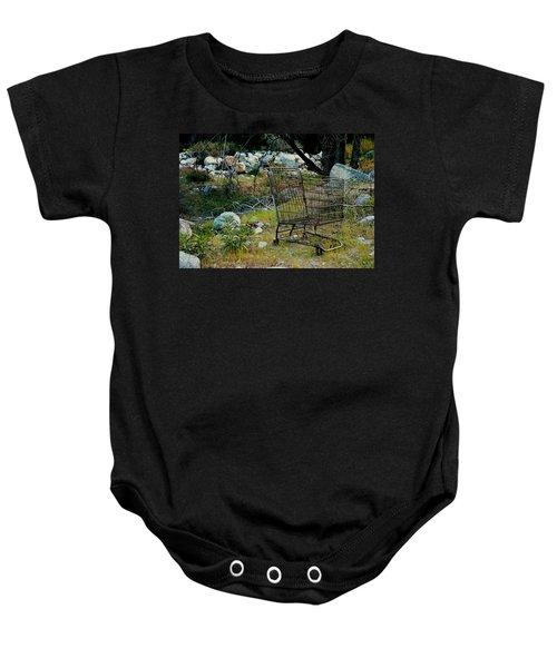 Boulder Market Baby Onesie