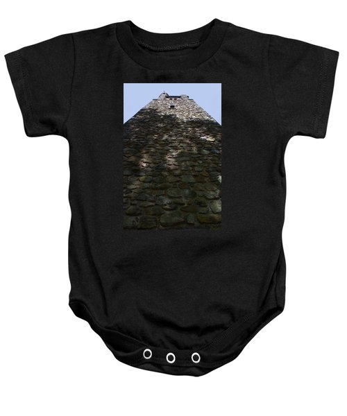 Bowman's Hill Tower Baby Onesie