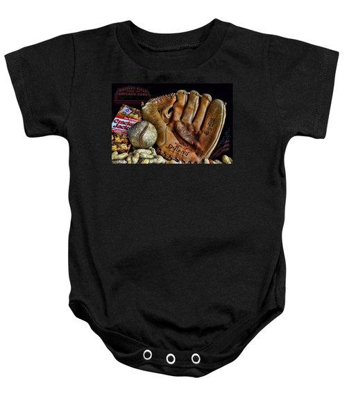 Buy Me Some Peanuts And Cracker Jacks Baby Onesie