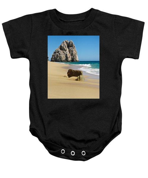 Cabo San Lucas Beach 2 Baby Onesie