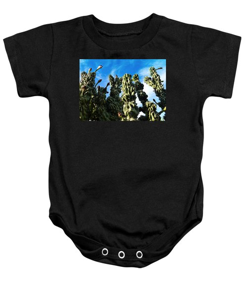 Cactus 1 Baby Onesie