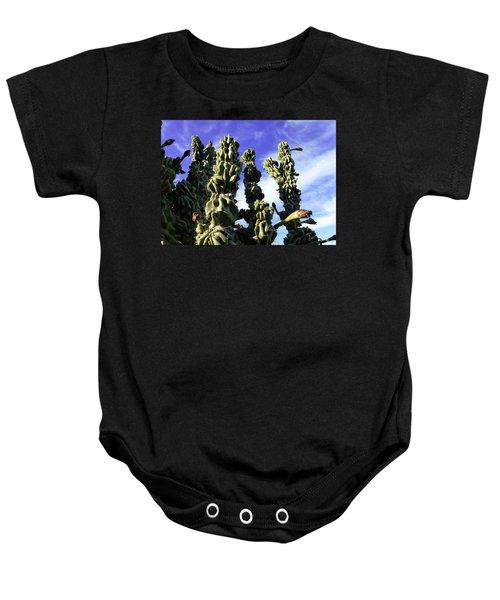 Cactus 2 Baby Onesie