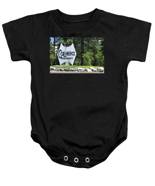 Cal Neva Resort - Lake Tahoe Baby Onesie