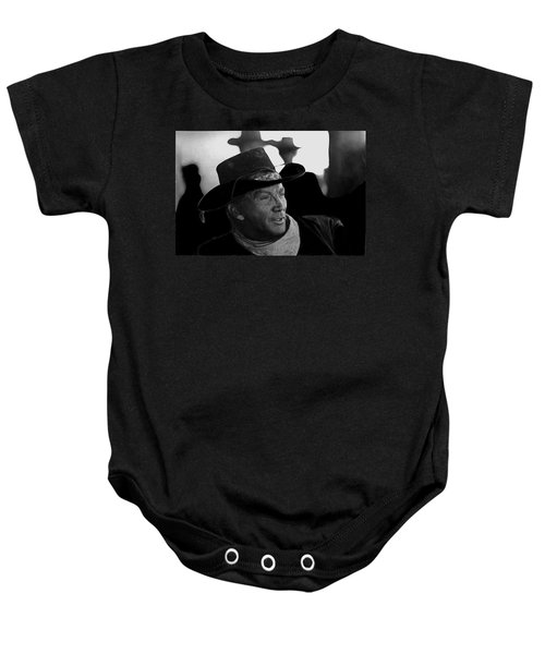 Cameron Mitchell The High Chaparral Set Old Tucson Arizona 1967-2008 Baby Onesie