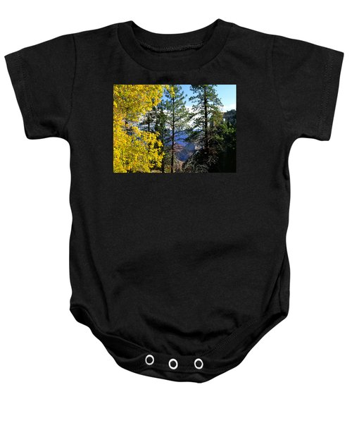 Cape Royal Grand Canyon Baby Onesie