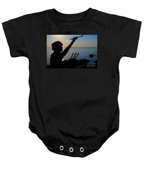 New Castle New Hampshire Baby Onesie