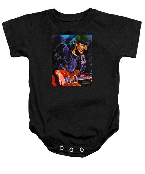 Supernatural.carlos Santana Baby Onesie