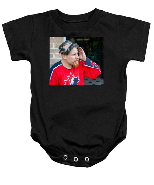 Carnac The Magnificent Lives On  Baby Onesie