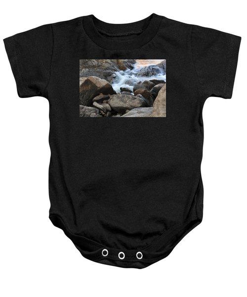 Cascades In Cache Creek Baby Onesie