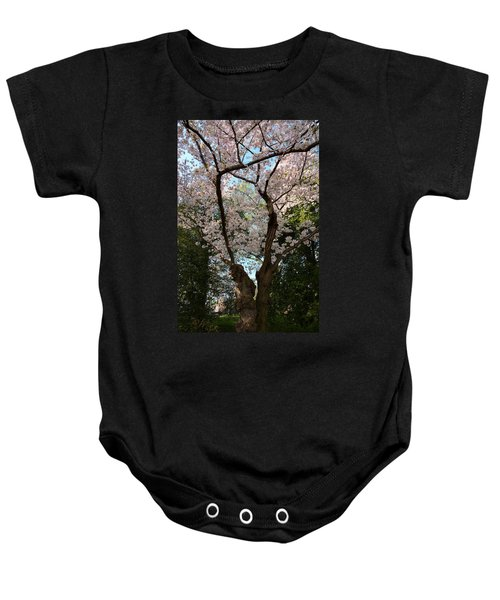 Cherry Blossoms 2013 - 056 Baby Onesie