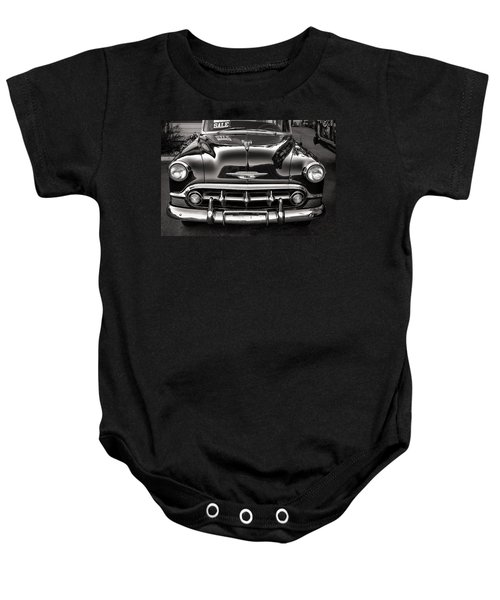 Chevy For Sale Baby Onesie