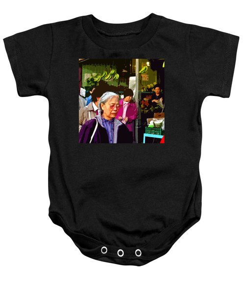 Chinatown Marketplace Baby Onesie