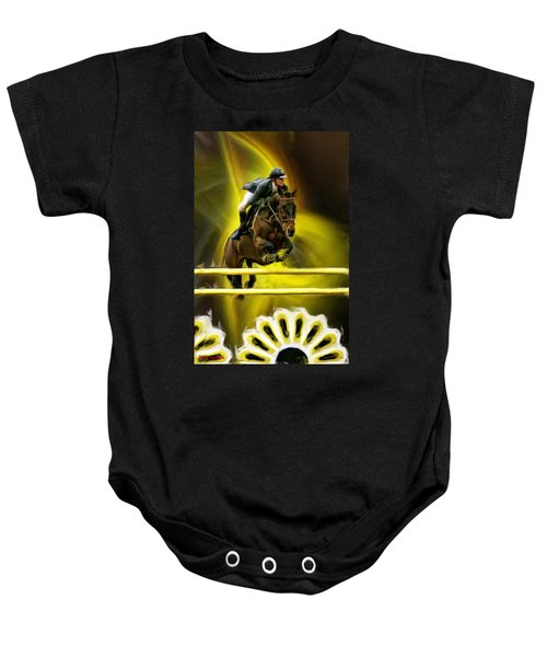 Christian Heineking On River Of Dreams Baby Onesie