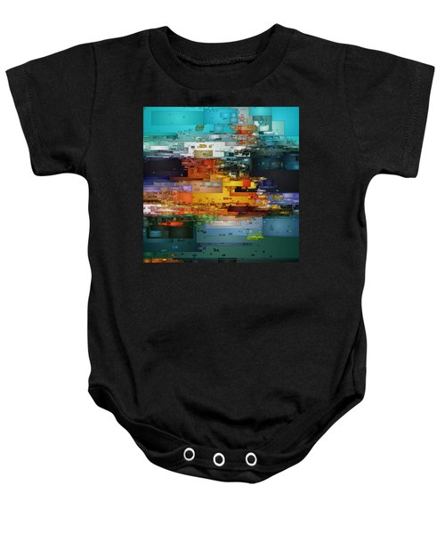 City Of Color 1 Baby Onesie