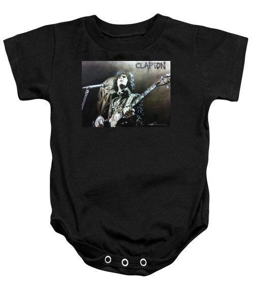 Clapton Baby Onesie