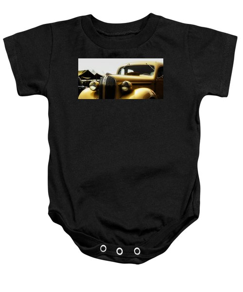 Classic Plymouth Baby Onesie