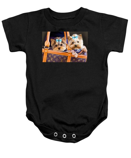 Coco And Lola Baby Onesie
