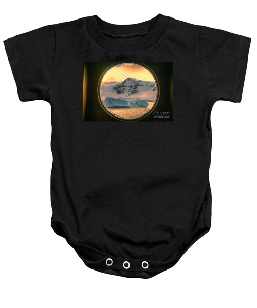 Cold View Baby Onesie