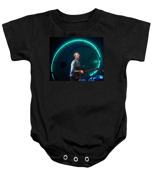 Coldplay Baby Onesie by Rafa Rivas