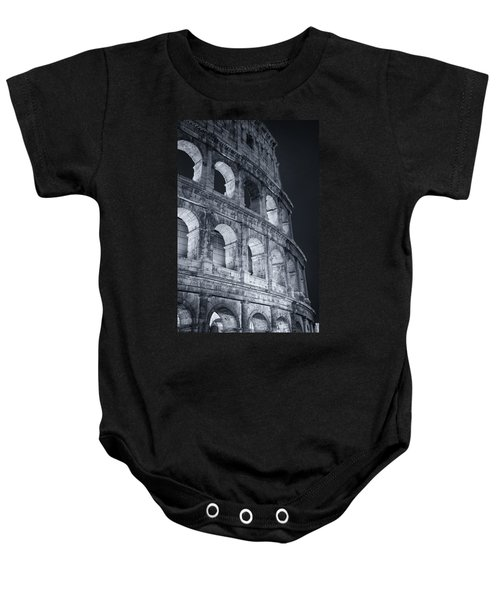 Colosseum Before Dawn Baby Onesie