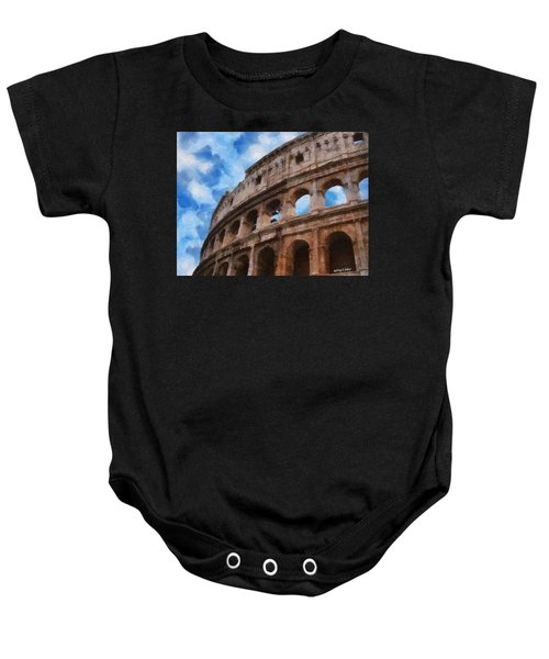 Colosseo Baby Onesie