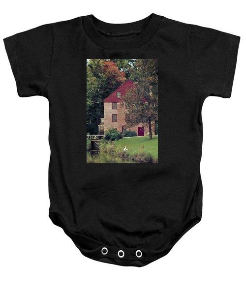 Colvin Run Mill Baby Onesie