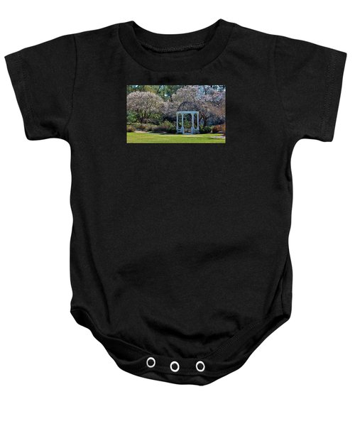 Come Into The Garden Baby Onesie
