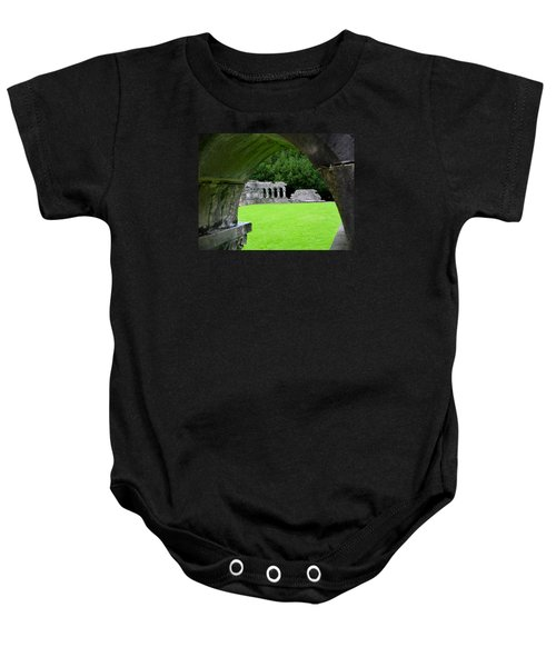 Cong Abbey View Baby Onesie