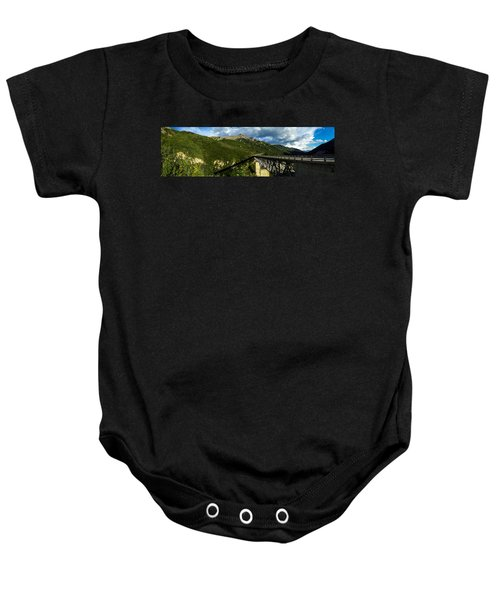 Connecting Life Baby Onesie