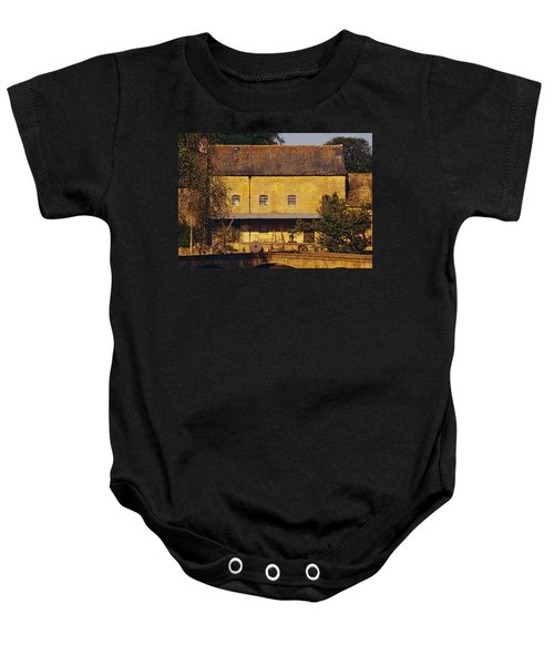 Cotswold Cottage Baby Onesie