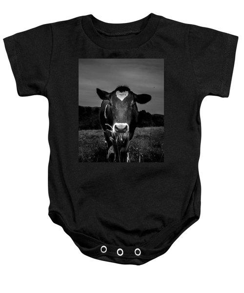 Cow Baby Onesie