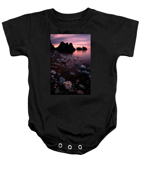 Cromarty Sunrise Baby Onesie