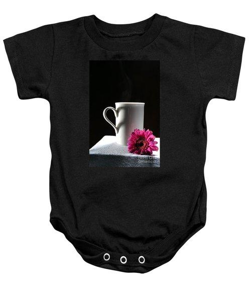 Cup Of Love Baby Onesie