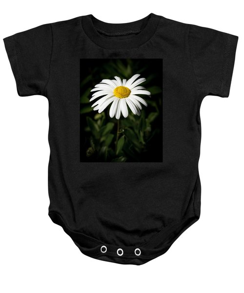 Daisy In The Garden Baby Onesie