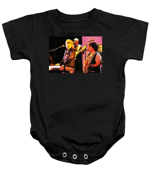 Daryl Hall And Oates In Concert Baby Onesie