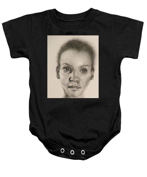 Daydreams Drawing Baby Onesie