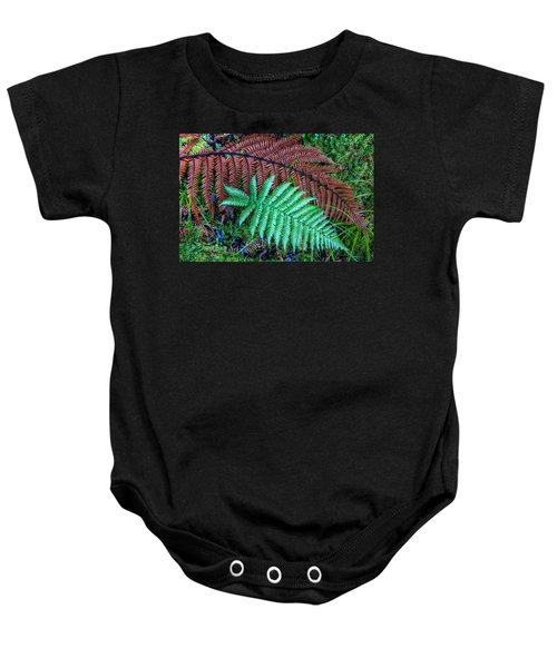 Dead And Alive Baby Onesie