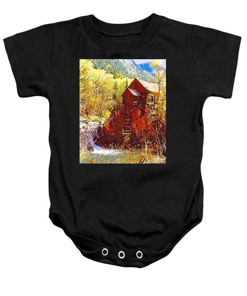 Deadhorse Mill Baby Onesie