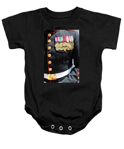 Decked Out In Courage Baby Onesie